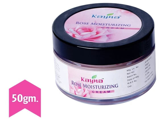 Kayna Rose Moisturizing Cream