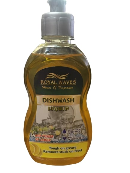 Royal Waves Dishwash Liquid