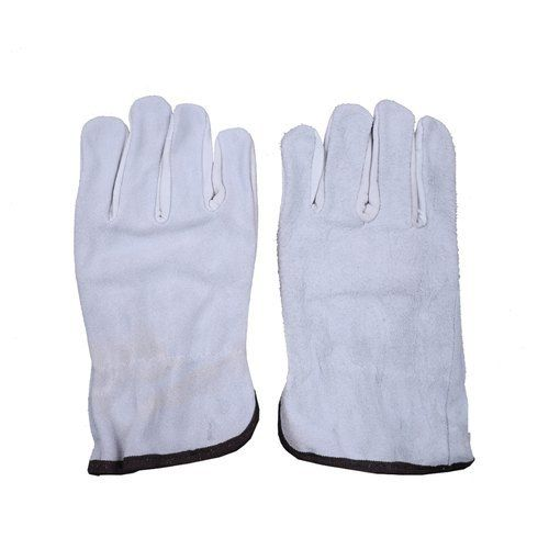 14 Inch Leather Hand Gloves