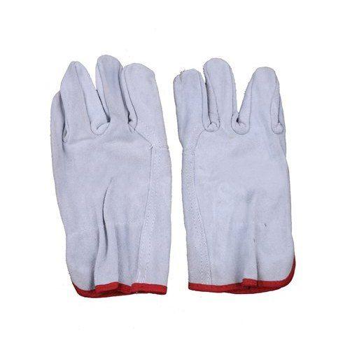 Chrome Driving Hand Gloves