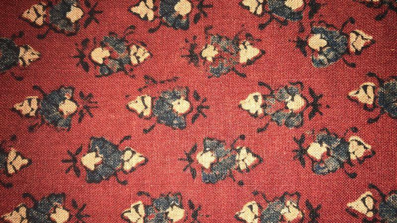 Printed Linen Fabric