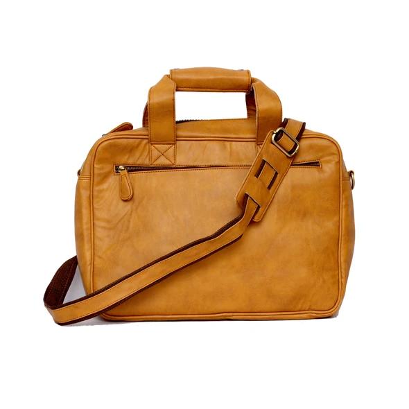 Logan Leather Briefcase