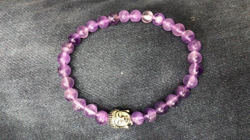 Adjustable Elastic Stone Bracelet