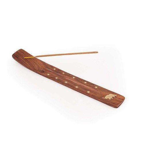 Handmade Wooden Incense Burner