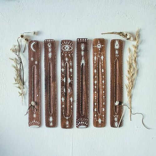 Handmade Brass Incense Burner