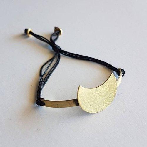 Handmade Custom Made Brass Bracelet