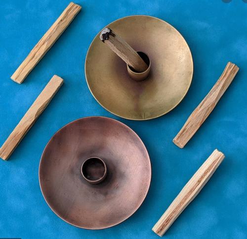 Handmade Palo Santo Incense Stick Holder