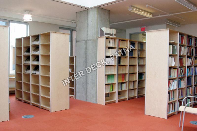 Library Book Shelf