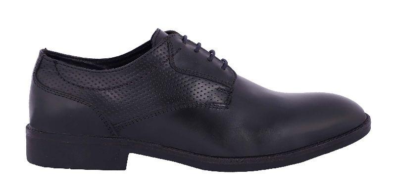 mens black leather shoes