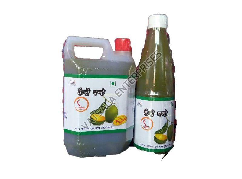 Raw Mango Syrup