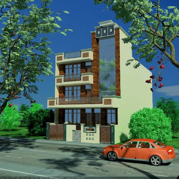Architectural Designing Services for Residential