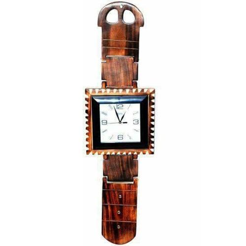 Wooden Watch Wall Clock