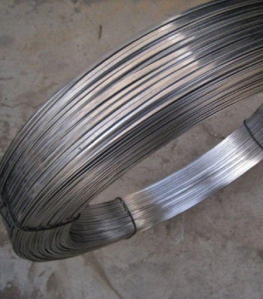 Flat GI Wire