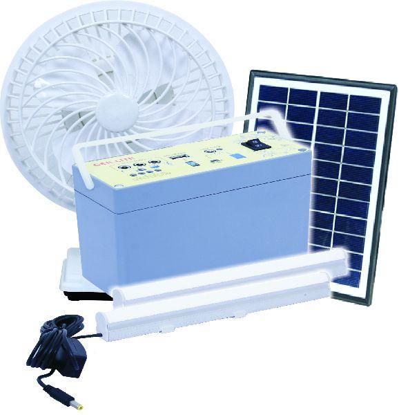 GL-9F Solar Home Lighting System