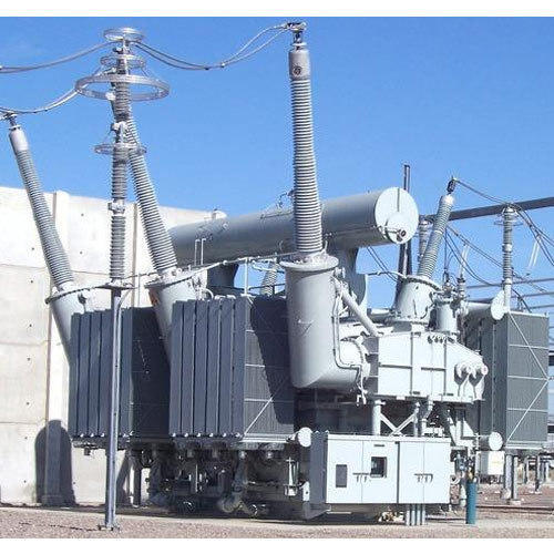 Oil Cooled Electric Power Transformer