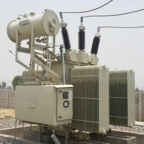 Single Phase Power Distribution Transformer