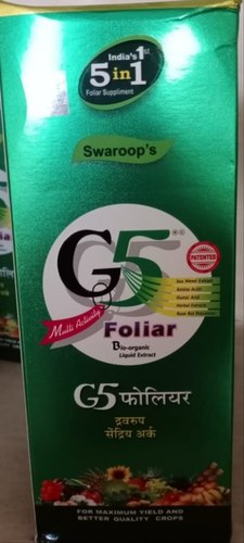 G5 Foliar Plant Growth Promoter