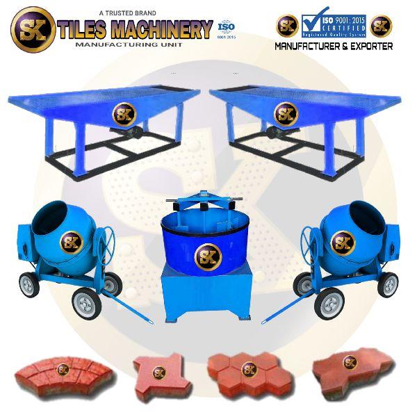 paver plant machinery (SKPTMM01)