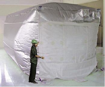 Aluminium Vacuum Bag