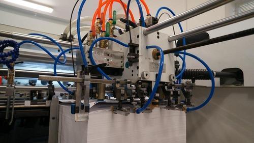 Metal Paper Corrugated Box Machine