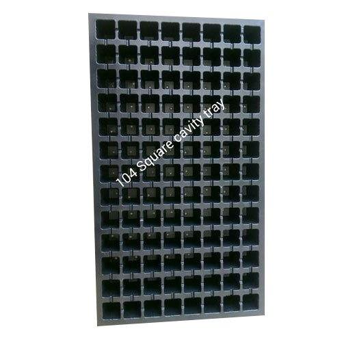 104 Hole Square Seedling Trays