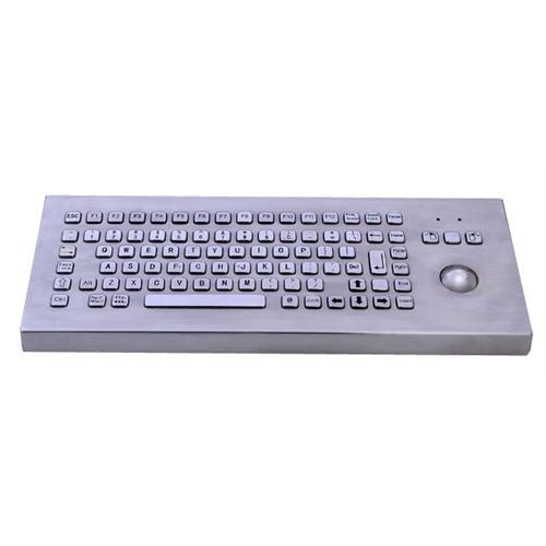 stainless steel keyboard