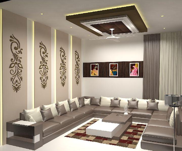 Drawing Room Furniture Designing