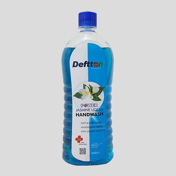 1000ml Deftton Jasmine Hand Wash Liquid