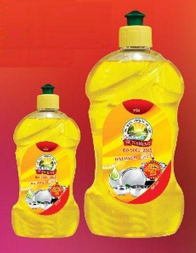 Lemon Dishwash Gel