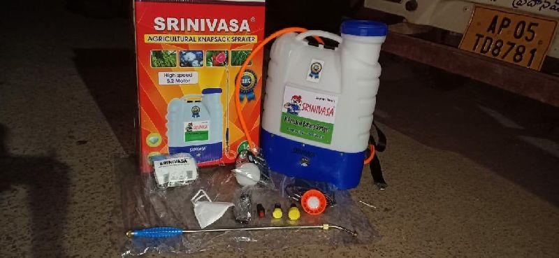 Srinivasa  High Pressure Battery Sprayer