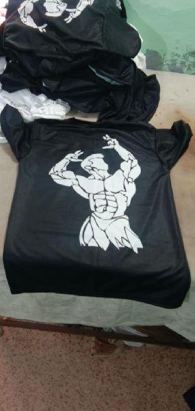 GYM Printed T-shirts