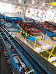 Chemical Pipe Galvanizing Plant
