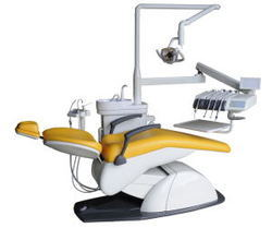 Electric dental chair