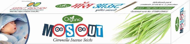 Mosout Citronella Incense Sticks