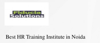 HR Training Institute in Noida