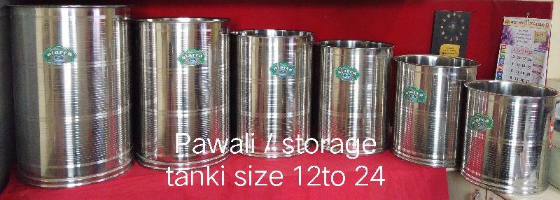 Stainless Steel Pawali