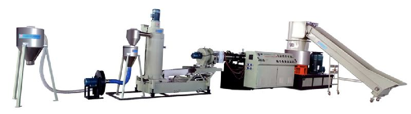Single Stage Agglomerated Pelletizing Line