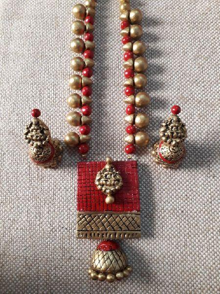 Terracotta Jewelry (DJP0105)