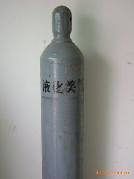 China 50L High Pressure Seamless Steel Nitrogen Gas
