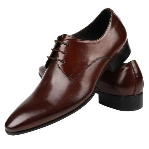 Mens Party Wear Leather Shoes
