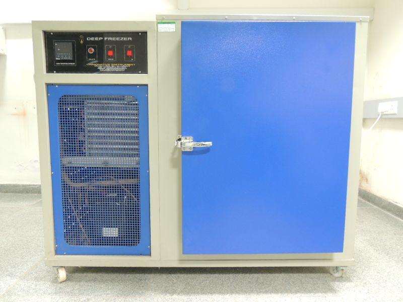 industrial deep freezer