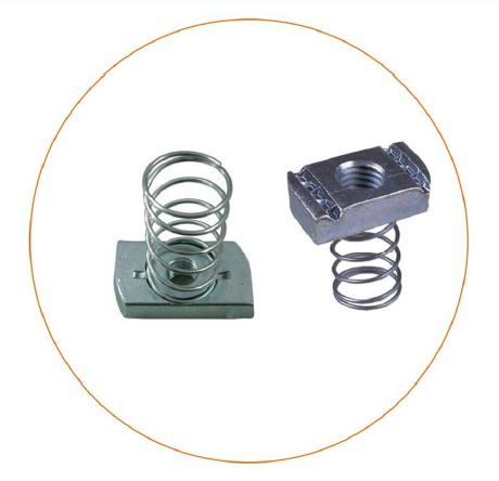 Channel Spring Washer