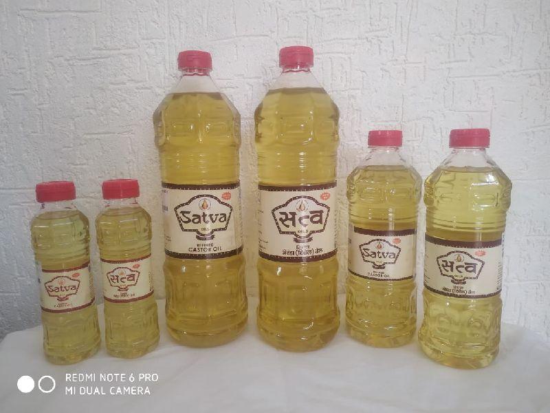 Satva - BSS / FSG Grade Castor Oil Solvent Free