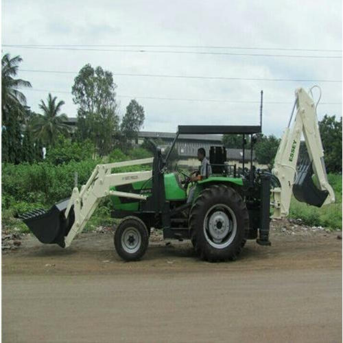 Green Tractor JCB Loader