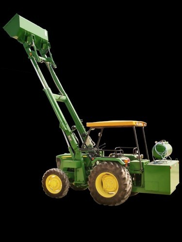 Tractor Bhusa Loader