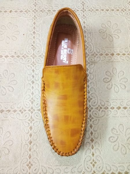 Casual Leather Loafer Shoes