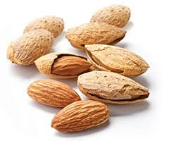 Whole Almond Nuts