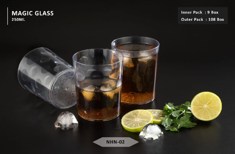 Magic Drinking Glasses