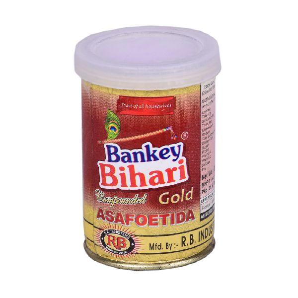 20g Shri Bankey Bihari Compounded Hing