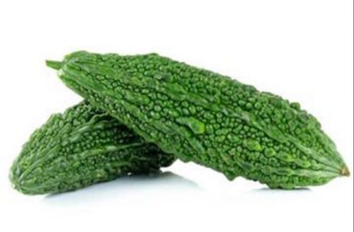 Fresh Green Bitter Gourd